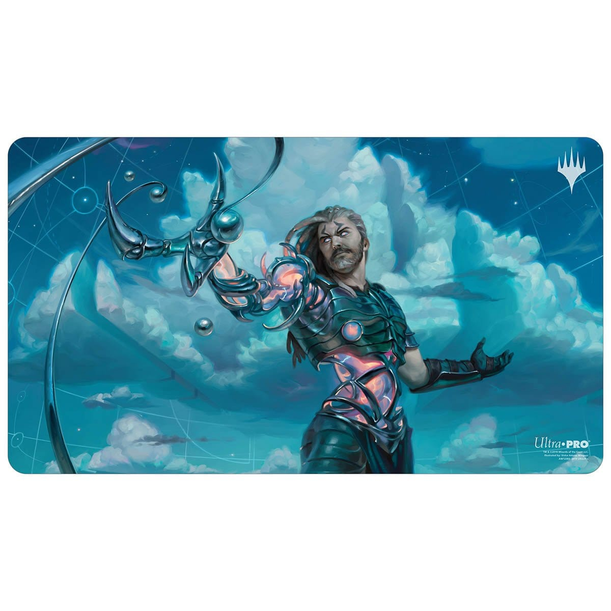 Tezzeret the Seeker Playmat - Playmat - Original Magic Art - Accessories for Magic the Gathering and other card games