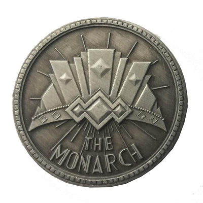 Relic - The Monarch Token - Relic - Original Magic Art - Accessories for Magic the Gathering and other card games