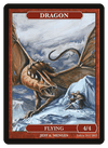 Dragon Token (4/4) by Jeff A. Menges