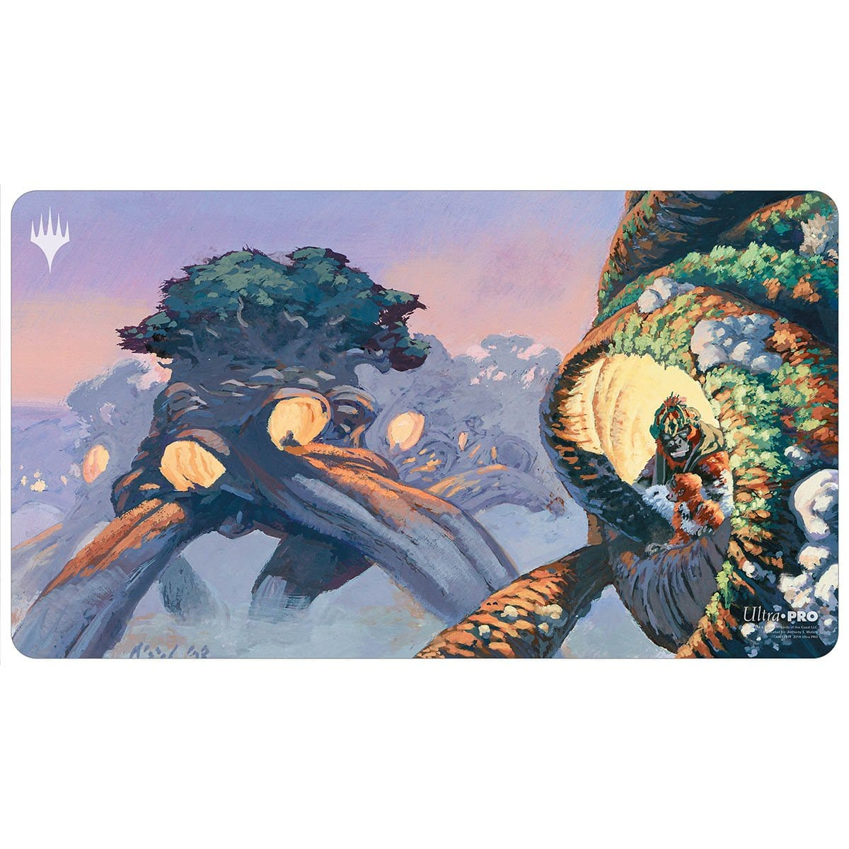 Treetop Village Playmat