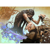 Trespasser il-Vec Print - Print - Original Magic Art - Accessories for Magic the Gathering and other card games