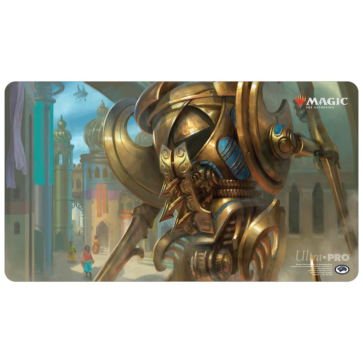 Walking Ballista Playmat - Playmat - Original Magic Art - Accessories for Magic the Gathering and other card games