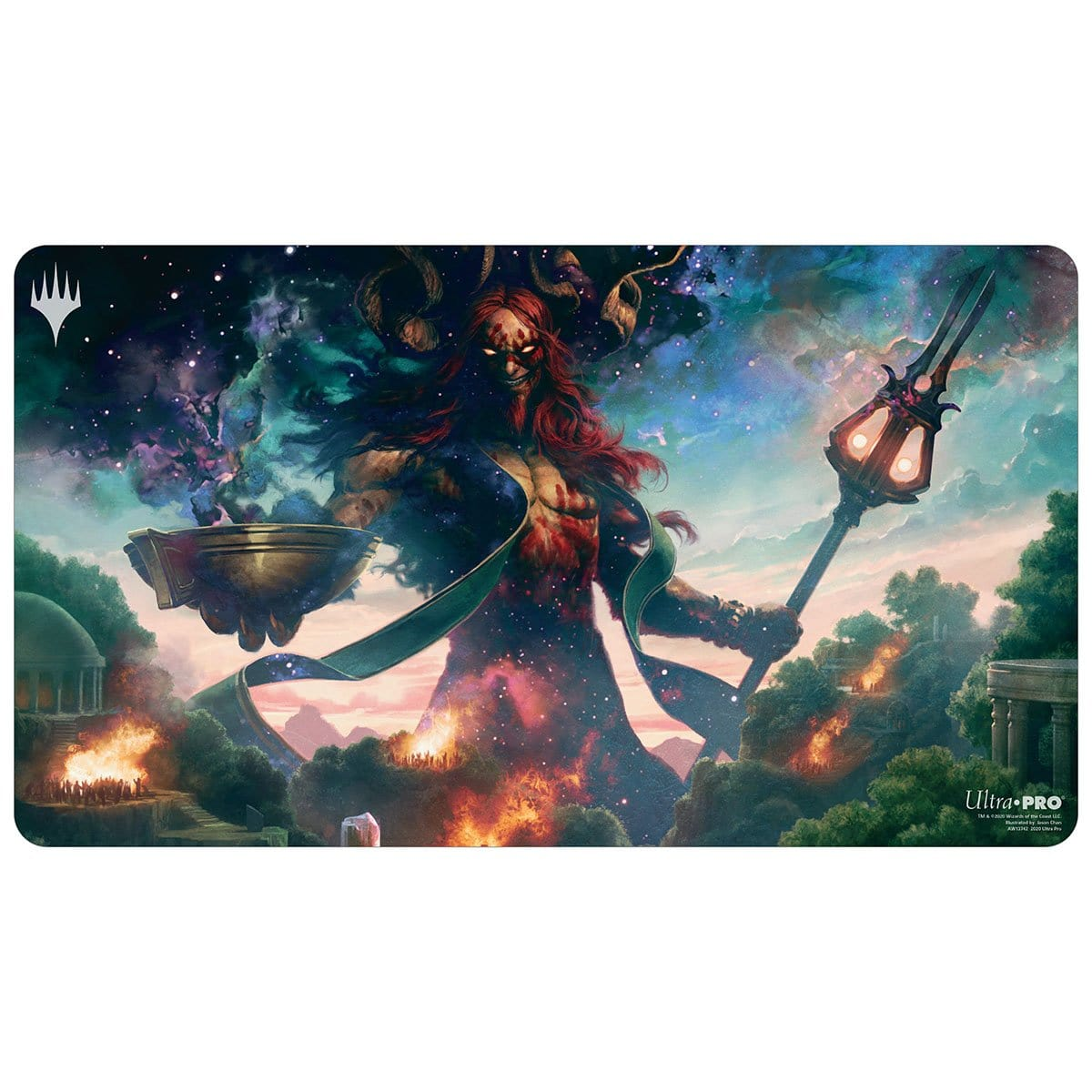 Xenagos, God of Revels Playmat
