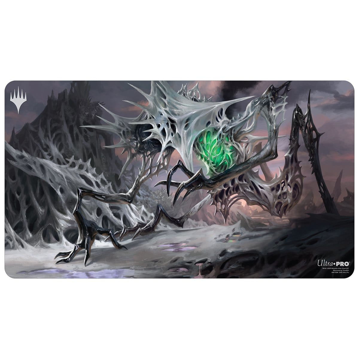 Yarok, the Desecrated Playmat