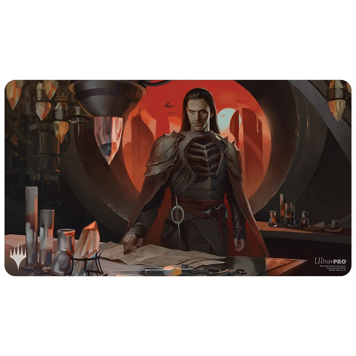 Yawgmoth, Thran Physician Playmat