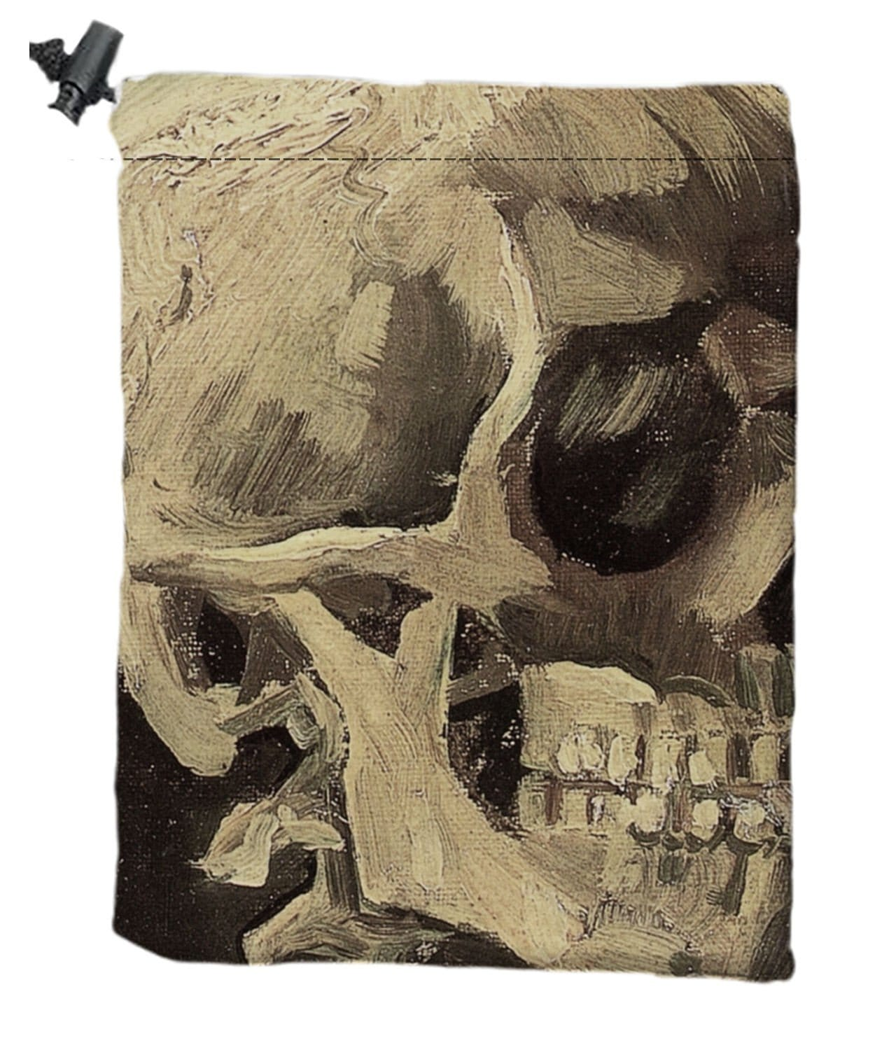 Zombie Dice Bag by Vincent van Gogh - Dice Bag - Original Magic Art - Accessories for Magic the Gathering and other card games