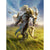 Ajani, Valiant Protector Print - Print - Original Magic Art - Accessories for Magic the Gathering and other card games