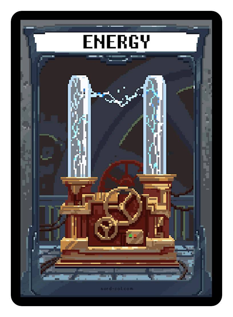 Energy Token by Irina Nordsol