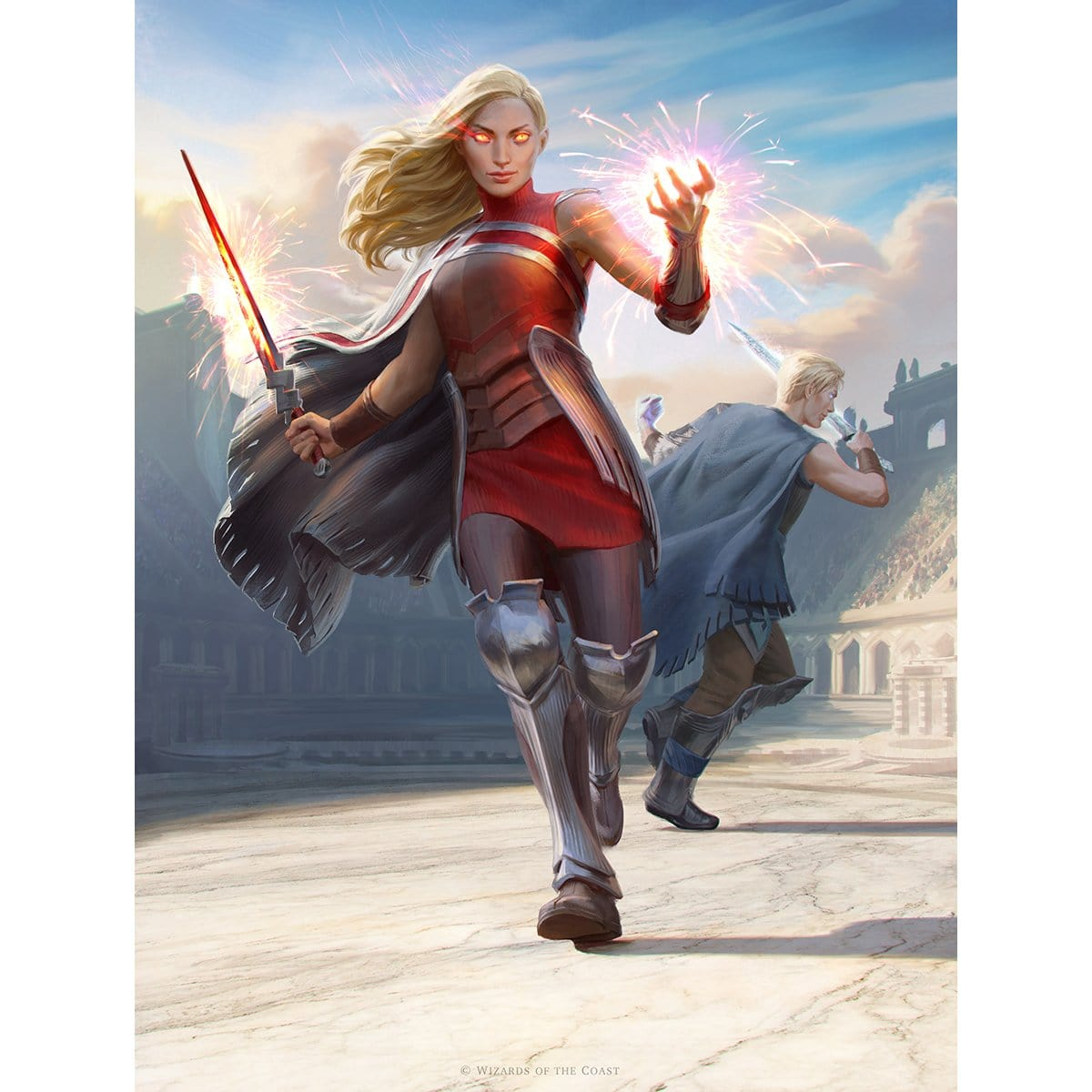 Rowan Kenrith Print - Print - Original Magic Art - Accessories for Magic the Gathering and other card games