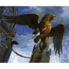 Griffin Protector Print - Print - Original Magic Art - Accessories for Magic the Gathering and other card games