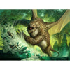 Wardscale Dragon Print - Print - Original Magic Art - Accessories for Magic the Gathering and other card games