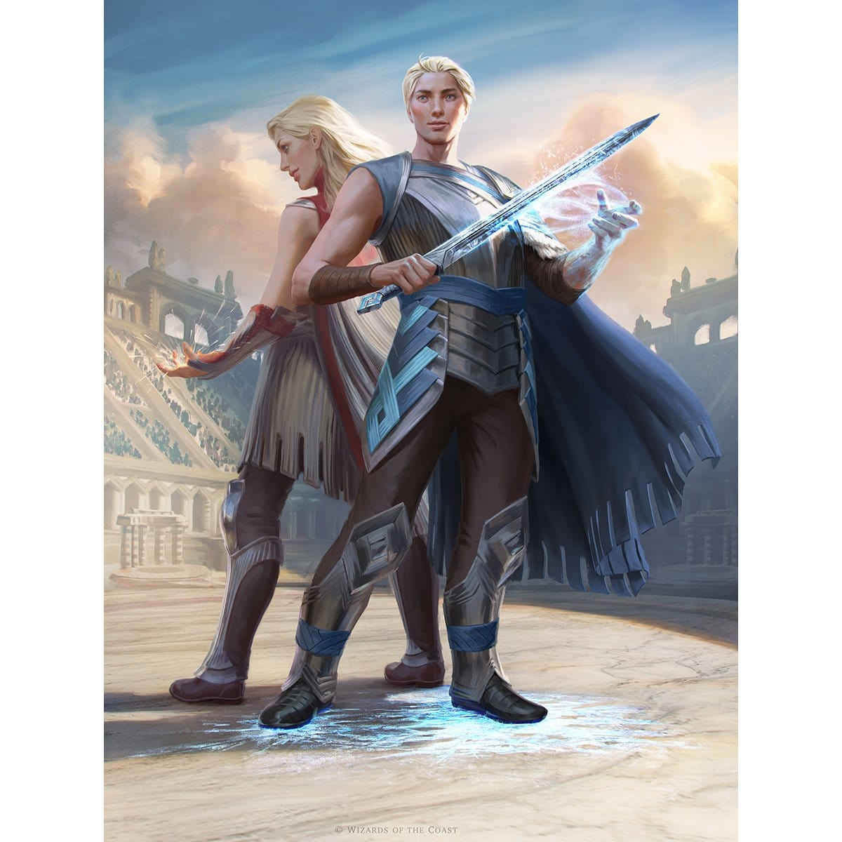 Will Kenrith Print - Print - Original Magic Art - Accessories for Magic the Gathering and other card games