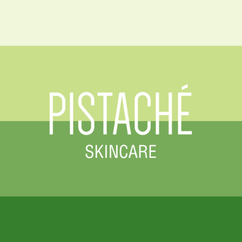 Only Natural Colors at Pistaché Skincare