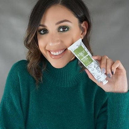 Coffee Break With Dani Empties Feature the Pistachio Hand Cream