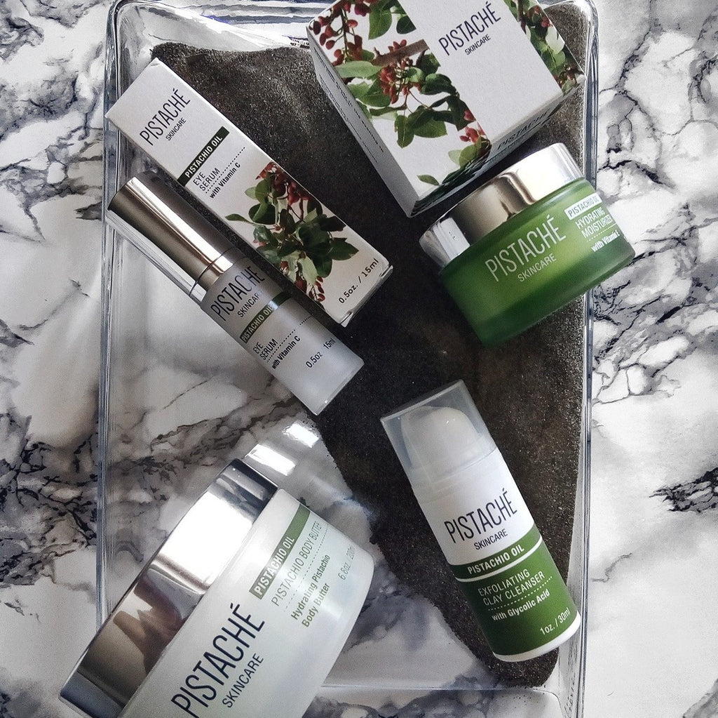 What Would I Do Without Pistaché Skincare?