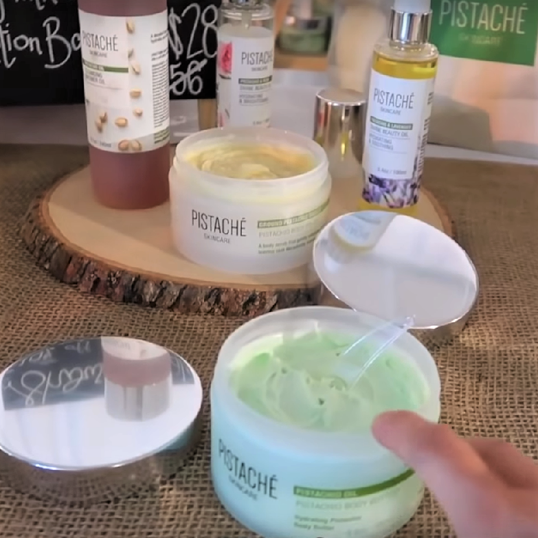 Korean Blogger MyTopThingsss Picks Boyfriend Body Butter as IBE Favorite