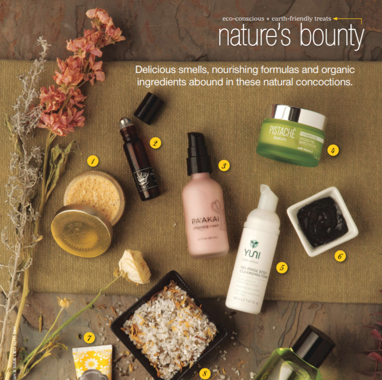 Hydrating Moisturizer with Vitamin E on Day Spa Magazine