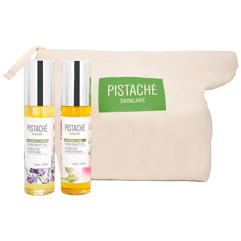 Divine Oils Duo Beauty Set