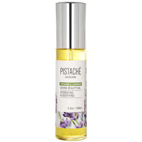 Pistachio & Lavender Divine Beauty Oil