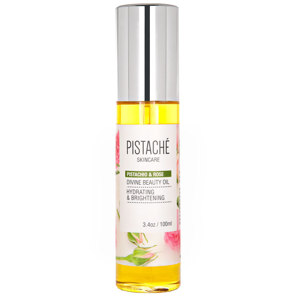 Pistachio & Rose Divine Beauty Oil