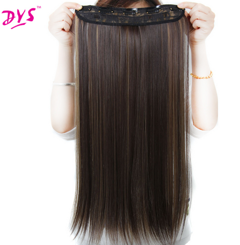 Silky Straight Hair Extensions - Dipee Deals