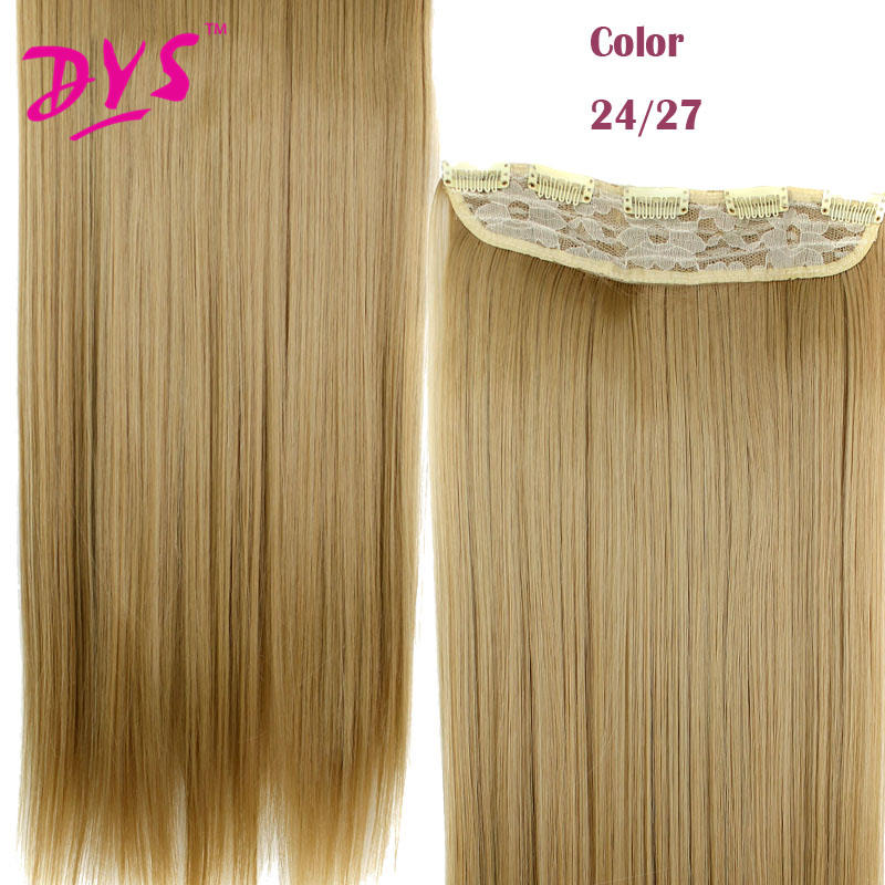 DYS SILKY STRAIGHT HAIR EXTENSIONS
