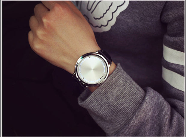 MINIMALIST SMART LED WATCH