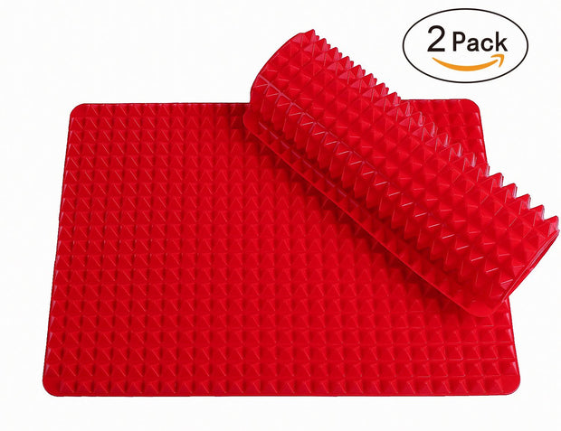 2 pcs. Silicone Baking Mat Cooking Sheets