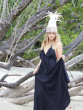 Wanderer Dress - Black
