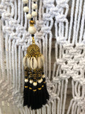 Marrakech Necklace - Black