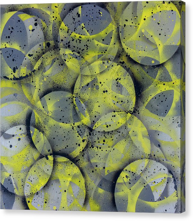 Kaleidoscope I - Canvas Print
