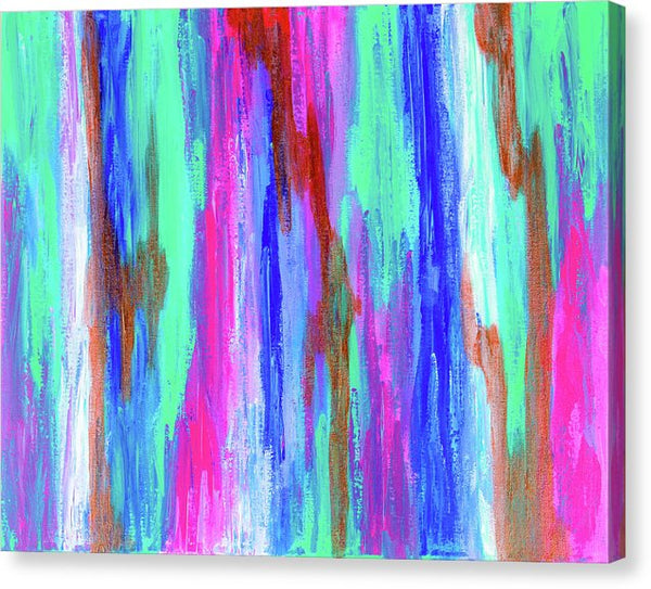 Vibrations - Canvas Print