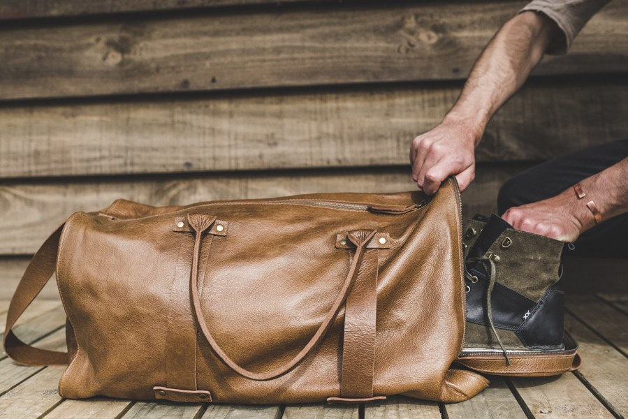 Wiken Bag - Bag Bestias Shoes Australia. Handcrafted leather shoes. Sustainable and fair trade