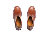 Manati Brown - Women Shoes Bestias Shoes Australia. Handcrafted leather shoes. Sustainable and fair trade