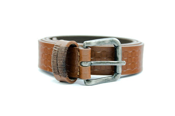 Men Petate Belt - Men Belt Bestias Shoes Australia. Handcrafted leather shoes. Sustainable and fair trade