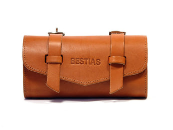 Bike Bag - Bike Bag Bestias Shoes Australia. Handcrafted leather shoes. Sustainable and fair trade