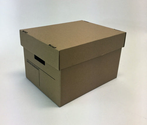Box - File w/lid