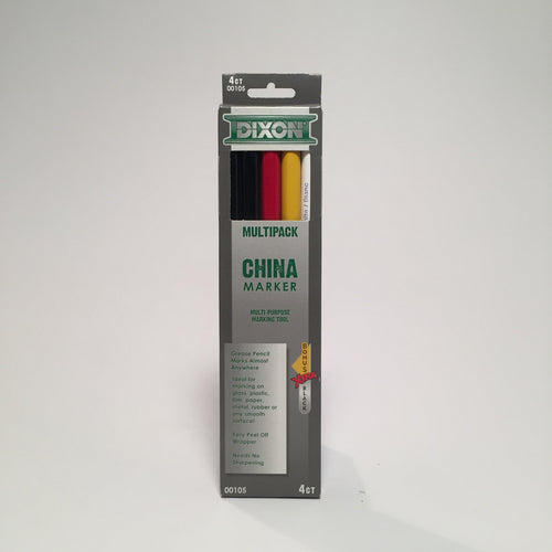 China Marker - Multipack