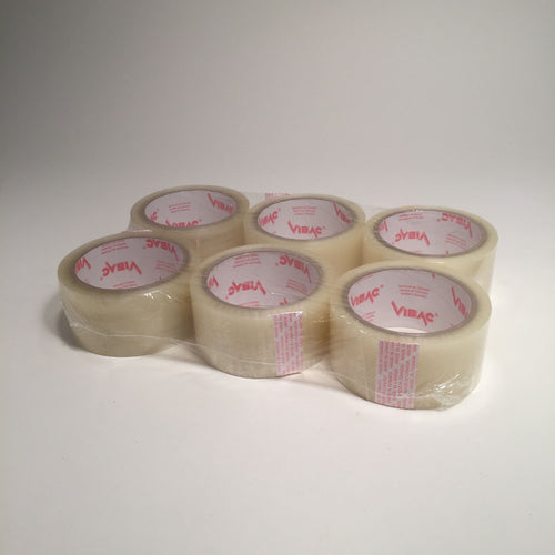 Packing Tape - Clear - Box of 48