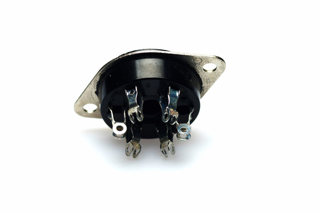 6 Pin Female Amphenol Connector