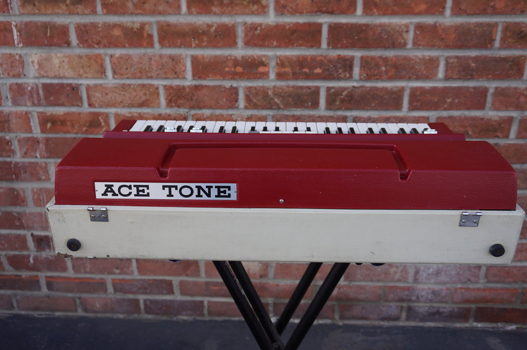 Ace Tone Electronic Organ Model Top 5 - 1960s
