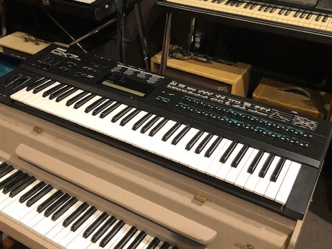 Yamaha DX7 II-D Digital Programmable Algorithm Synthesizer