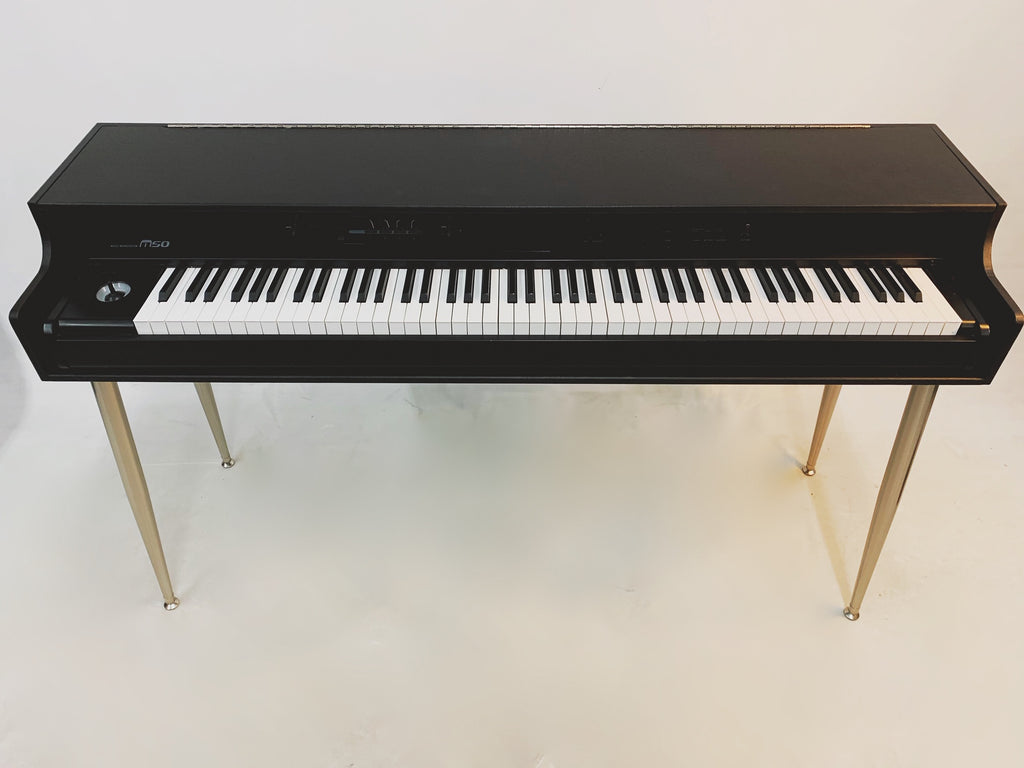 Wurlitzer 140b NON-COLLAPSIBLE Shell black texture