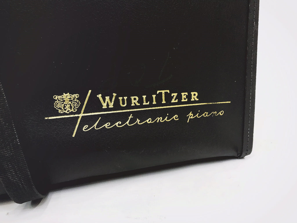 Vintage Wurlitzer Hard Cases