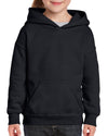 18500B Heavy Blend Youth Hooded Sweatshirt