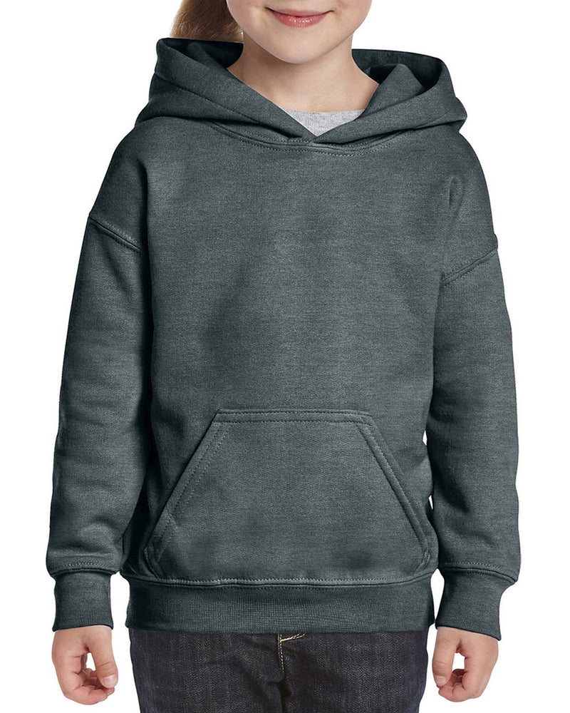 Heavy Blend Youth Hooded Sweatshirt