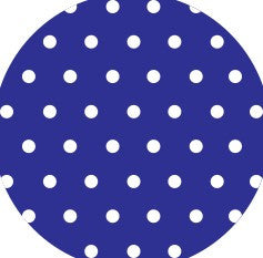 "Ecovinyl Vent Hole Royal Blue 20"" wide"