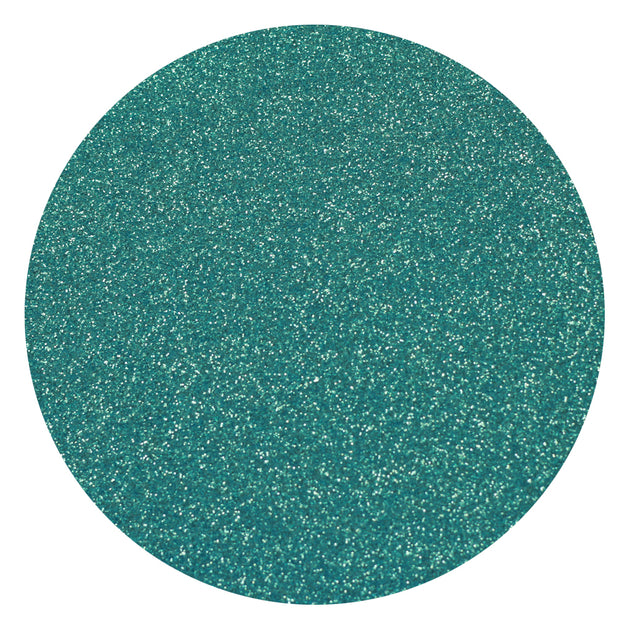 "Ecovinyl Glitter Steel Blue 20"" wide"