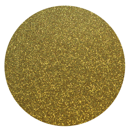 "Ecovinyl Glitter Light Gold 20"" wide"