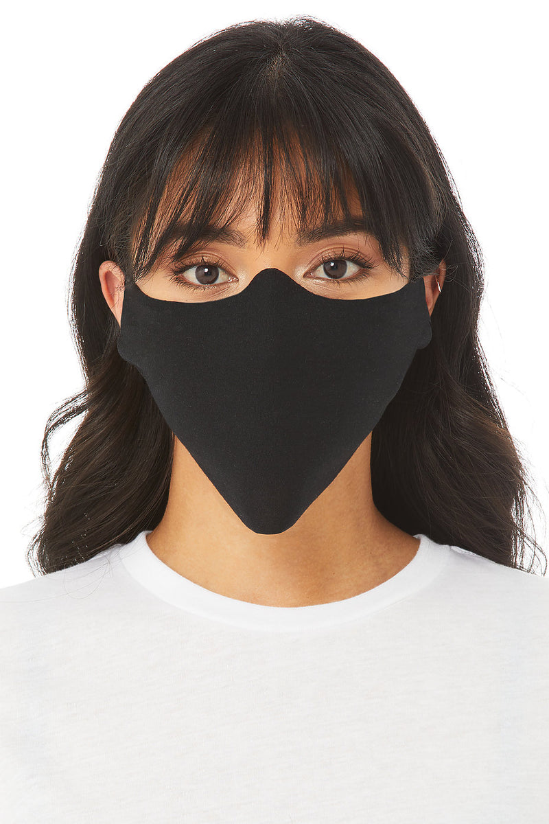 Bella+Canvas Lightweight Fabric Face Cover - 100% Airlume Cotton - Pack Of 10